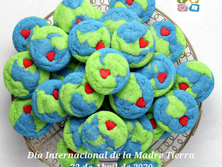 Celebramos el Día de la Tierra desde casa