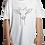 Thumbnail: weißes Kinder Shirt