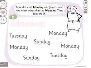 Seekers - Worksheets - Week 13