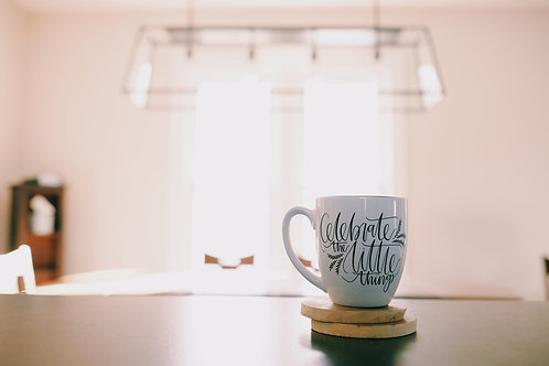 Celebrate the Little Things Mug