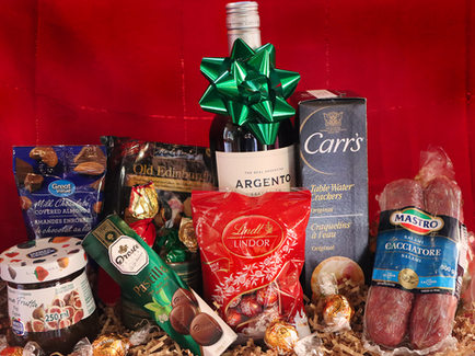 The Sultan's Holiday Basket #1