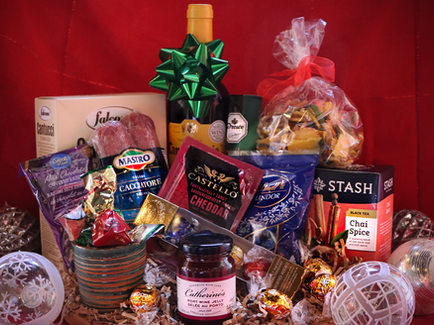 The Sultan's Holiday Basket #3