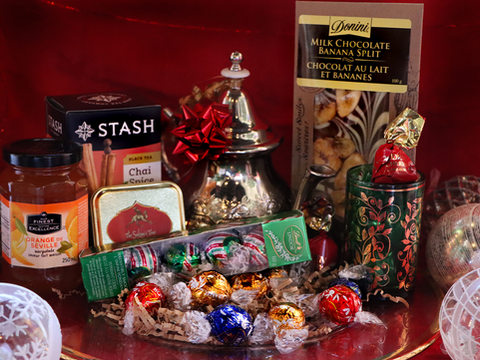 The Sultan's Holiday Basket #2