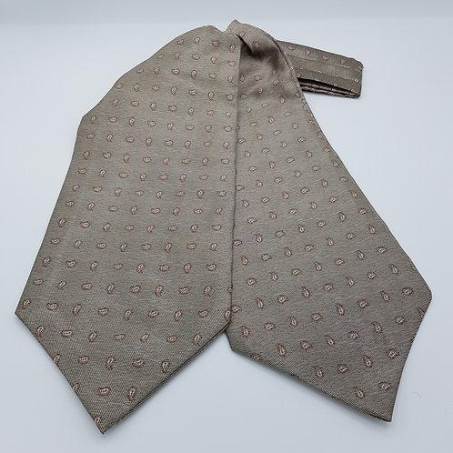 Cravat Paisley light Brown