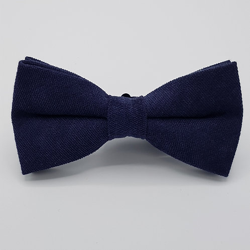 Plain Velvet bowtie