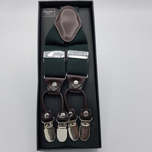 Braces luxory green