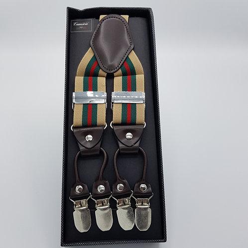 Braces luxory pattern gucci