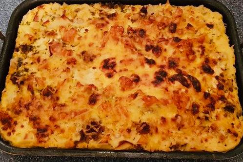 Vegetarian Lasagne Family Meal