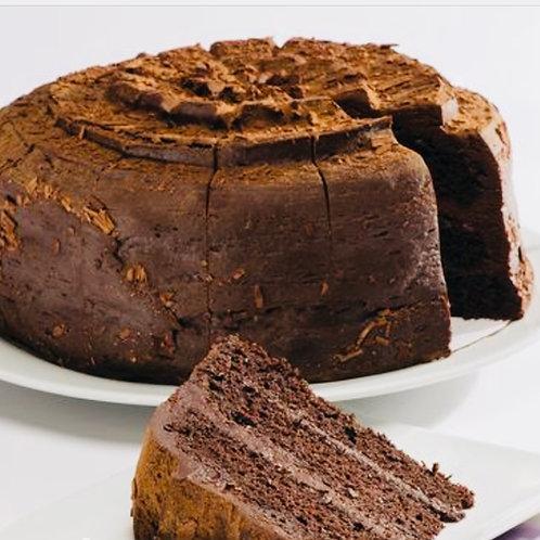 Chocolate Fudge Cake Gluten free (whole)