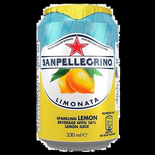 San Pelelegrino lemonade