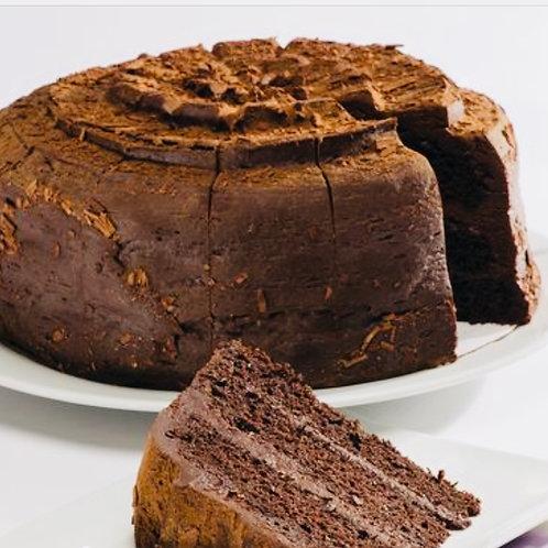 Chocolate Fudge Cake, gluten free (Whole)