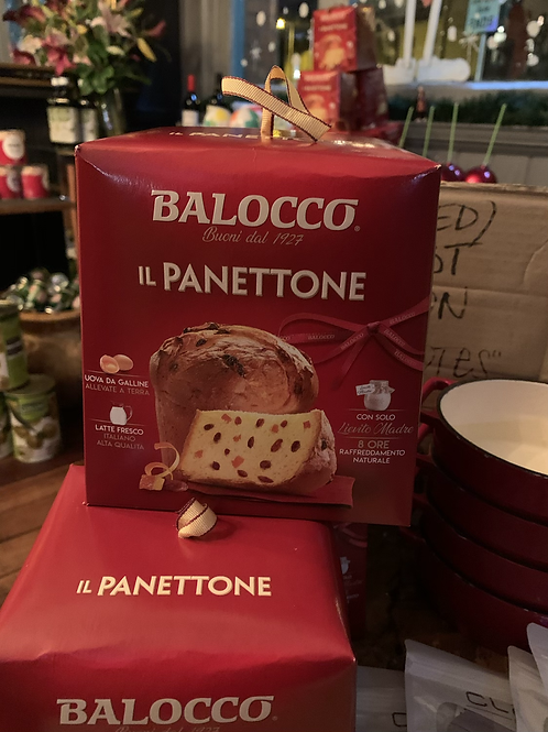 Panettone Balloco