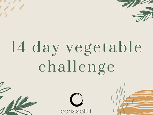 14 Day Vegetable Challenge