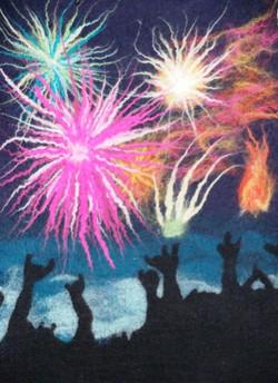 Copy of fireworks felt 2 (Medium)