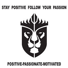Positive Passionate Motivated Advertisin