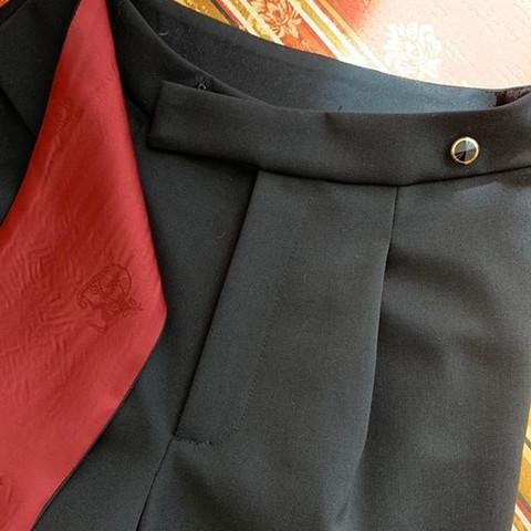 #たまきのこ洋装店 様 ありがとうございます♥️ めでたく成人式を迎えられたお嬢様からのオーダースーツ  ボタンは全て Re