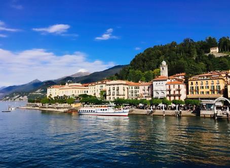 "Jezioro Como, Mediolan i Bergamo okiem ""Kubiki on the Road"""