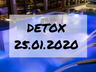 Poświąteczny Detox > 25.01.2020