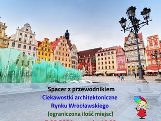 Ciekawostki architektoniczne Rynku Wrocławskiego