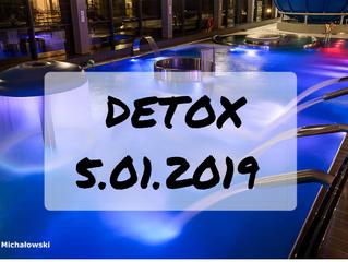 Poświąteczny DETOX w Termach Cieplickich > 05.01.2019