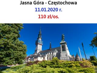 Jasna Góra - Częstochowa > 11.01.2020