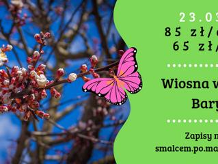 Wiosna w Dolinie Baryczy > 23.03.2019 >  85 zł/os.