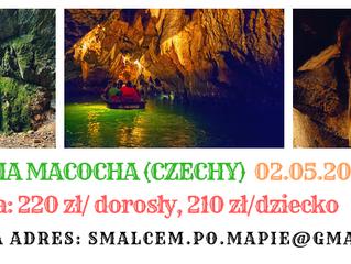 Jaskinia Macocha > 2.05.2019 >  220 zł/os.