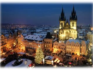 Praga - Jarmark Bożonarodzeniowy > 08.12.2018 r. > 160 zł/os. + 250 Kč