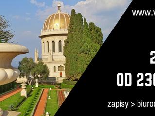 Izrael z Wrocławianką > 02-08.11.2018 r.    (7 dni) - ceny od 2300 zł (bez biletu lotniczego)