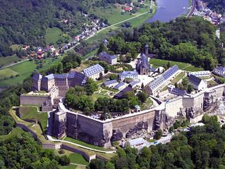 Twierdza Königstein i punkt widokowy Bastei > 5.05.2018 > 210 zł/os.