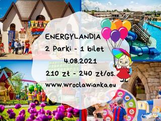 Energylandia - wycieczka rodzinna