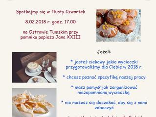 Spotkanie integracyjne z Wrocławianką na Ostrowie Tumskim - bezcenne :) - 8.02.2018 r. godz. 17.00