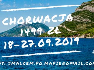Ciesz się chorwackim słońcem >         18-27.09.2019