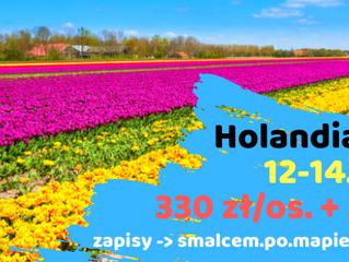 Magiczna Holandia > 12-14.04.2019