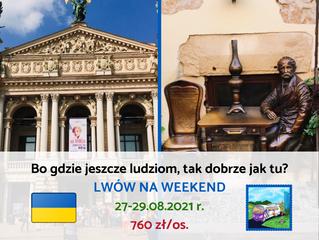 Lwów na weekend > 27-29.08.2021