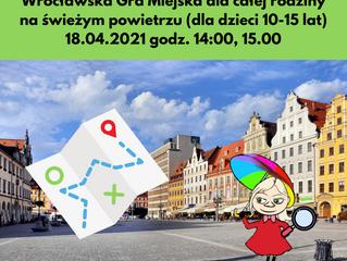 Wrocławska Gra Miejska dla całej rodziny - niedziela