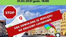 Wrocławska Gra Miejska dla całej rodziny - ODWOŁANA