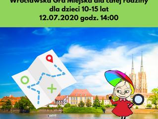 Wrocławska Gra Miejska dla całej rodziny