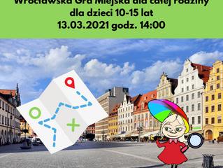 Wrocławska Gra Miejska dla całej rodziny - sobota