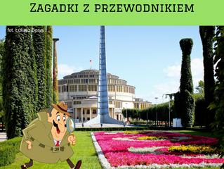 Tajemnice Parku Szczytnickiego i Hali Stulecia > 18.08.2018 > 15 zł/dziecko