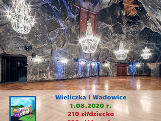 Wieliczka i Wadowice
