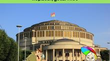 Ciekawostki Parku Szczytnickiego i Hali Stulecia - 1 maja