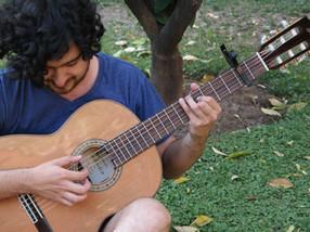 El músico y compositor chileno CLAUDIO AREVALO estrena primer trabajo musical como solista