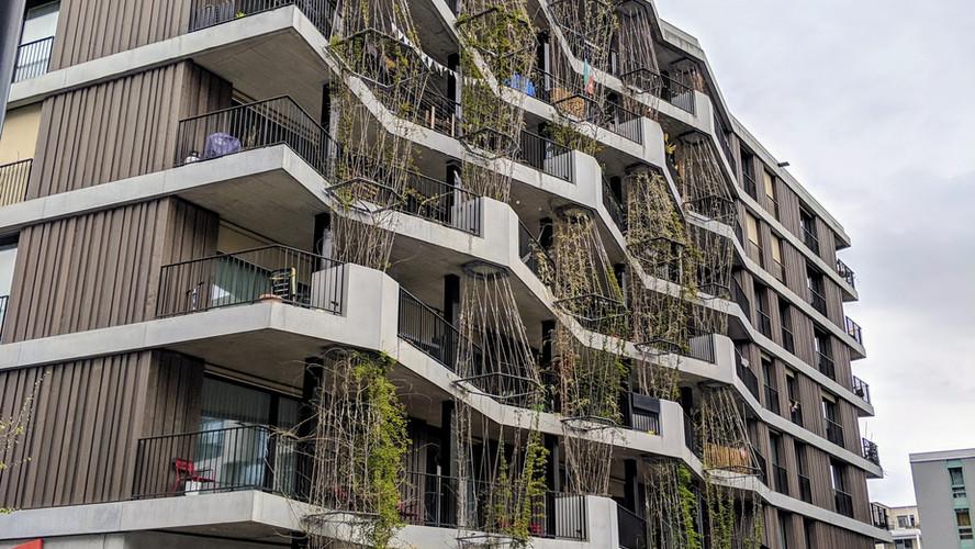 ABZ... General Building Cooperative Zürich