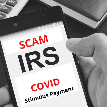 IRS warns about COVID-related Text Message Scam