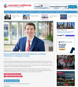 Red Capital Group Press Release