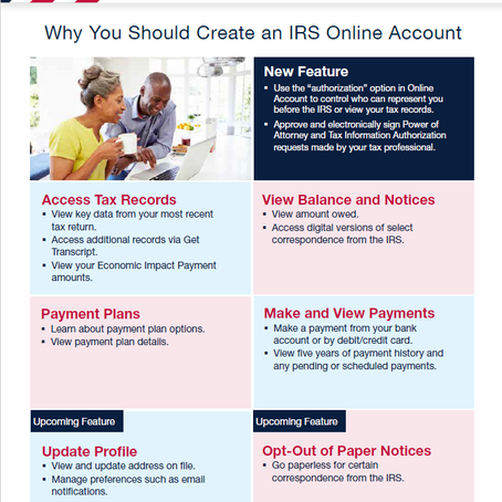 IRS improves services to taxpayers with digital authorizations