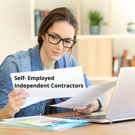 PPP Loan Forgiveness FAQs for Self- Employed Individuals