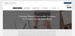 website Collom