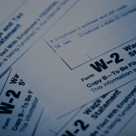 W-2 Employees Working From Home NOT Eligible for Home Office Deduction